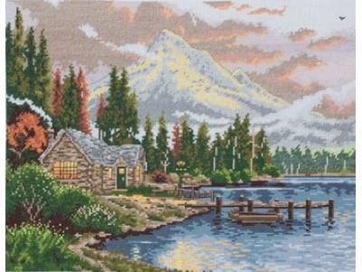 Lakeside Hideaway - T Kinkade