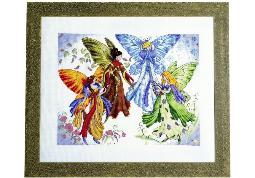 The Seasons of Fairies