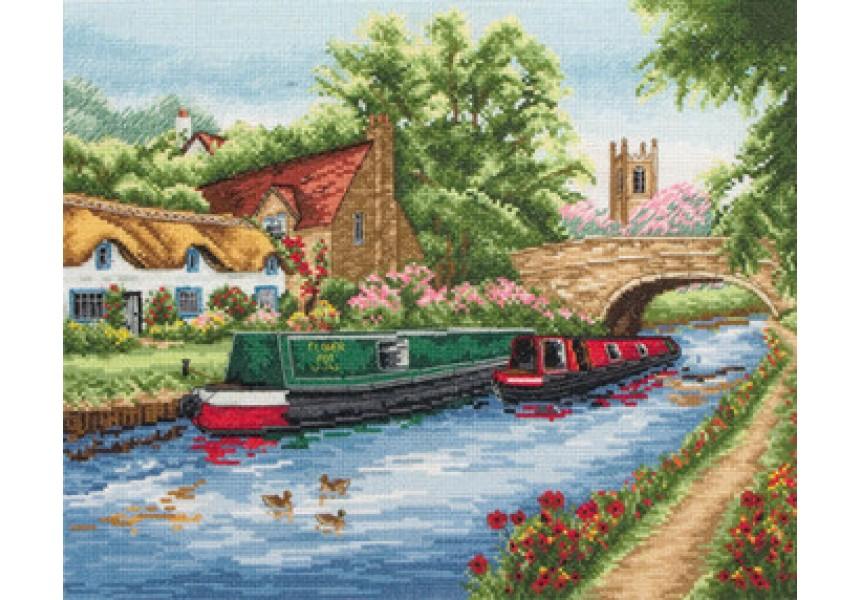 Waterways Barges