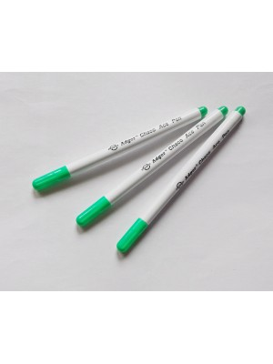 Маркер за разграфяване - цвят зелен