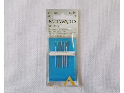 Игли Milward №24