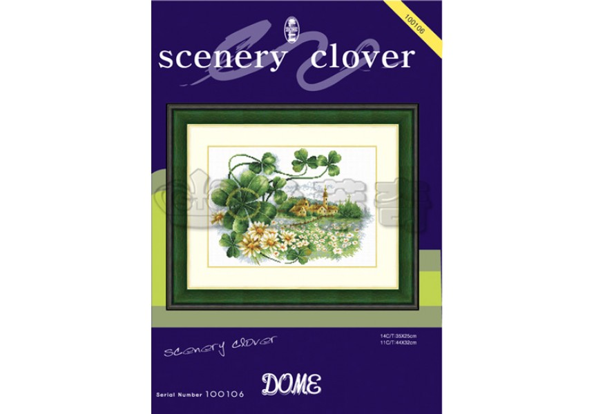Scenery clover