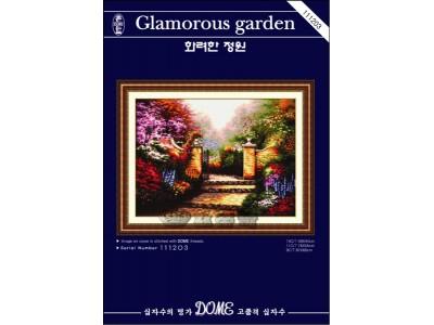Glamorous garden