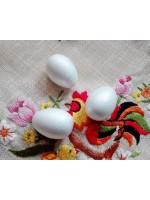 Яйце от стирофом - 6,5 см