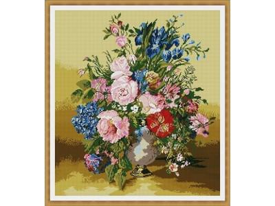 Букет планински цветя