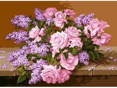 Люляци и рози