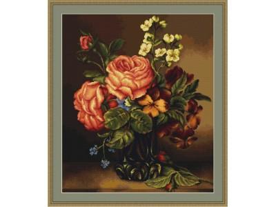 Рози и градински цветя