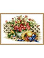 Градински рози