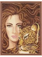 Момичето с леопарда