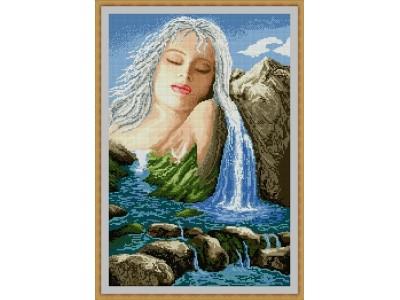Феята на водопада
