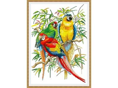 Три папагала