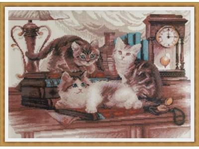 Палави котета