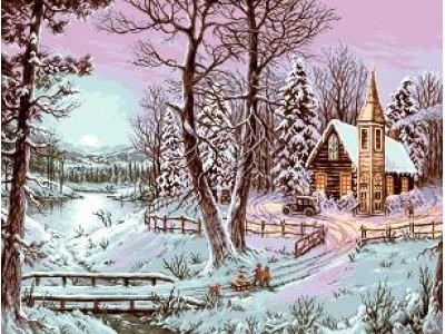 Бяла зима