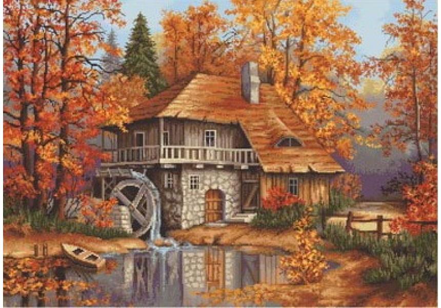 Есенен пейзаж