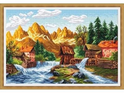 Воденица в планината