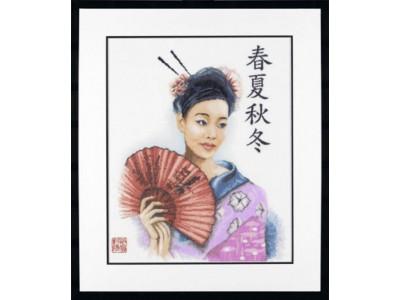 Китайска жена
