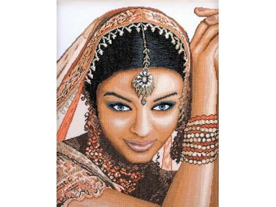 Индийско момиче