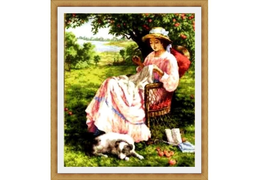 Ябълкова градина