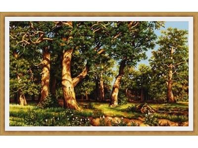 Дъбова гора