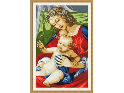 Мадона с младенец