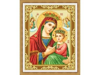 Всепомагащата Богородица