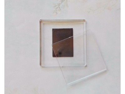 Заготовка за магнит - квадрат