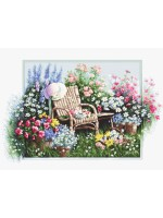 Цветна градина 4