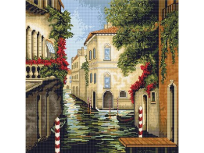 Венеция в цветя