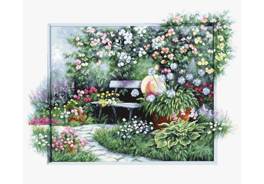 Цветна градина 5