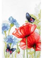 Макове и пеперуди