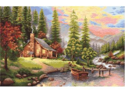 Планински пейзаж 1