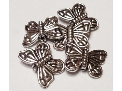 1035 Свързващи елементи - пеперуда 5бр.