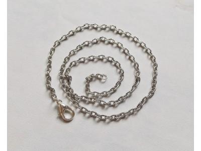 1329 Синджир - антично сребро, 3 мм 1 бр.