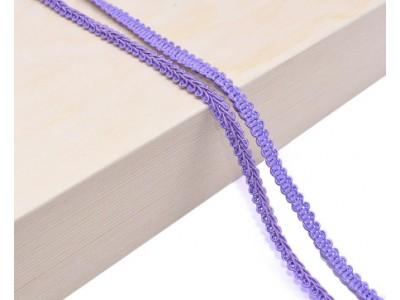 Декоративен ширит - цвят лилаво