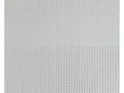 Канава 16 ct - бяла